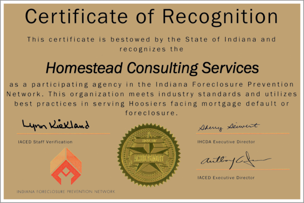 Homestead-Consulting-Services-CS-Keeping-Families-In-Homes-Nonprofit-Housing-Counseling-Education-Lafayette-Indiana-IFPN-Foreclosure-Prevention-Network-Member